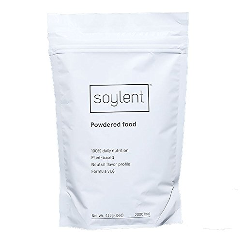 Soylent Complete Nutrition Meal Replacement Powder