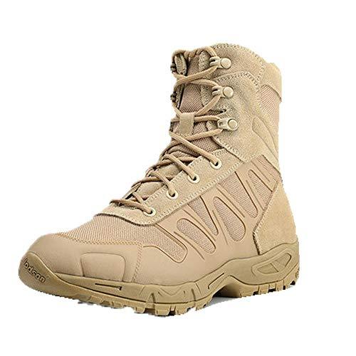 Homejuan mannen tactische laarzen outdoor militaire woestijn strijd wandelen klimmen patrouille leger wandelen laarzen