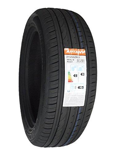 Aptany 215/55 ZR17 98W RA301 XL - 55/55/R17 98W - B/C/70dB - Neumáticos Verano (Coche)