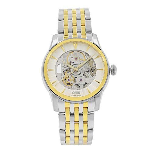 Oris Artelier Esqueleto 40,5mm Reloj para Hombre 73476704351MB