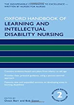 Oxford Handbook of Learning and Intellectual Disability Nursing (Oxford Handbooks in Nursing)