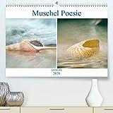 Calvendo Premium Kalender Muschel Poesie - ARTWORK: Malerische Muschelbilder (hochwertiger DIN A2 Wandkalender 2020, Kunstdruck in Hochglanz)