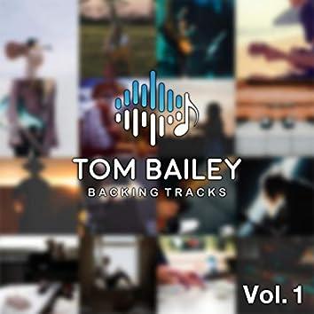 Tom Bailey Backing Tracks Collection, Vol. 1
