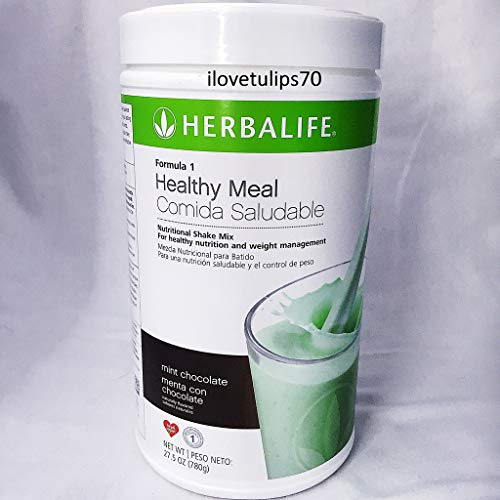 Herbalife Formula 1 Healthy Meal Nutritional Shake Mix: Mint Chocolate 780 g