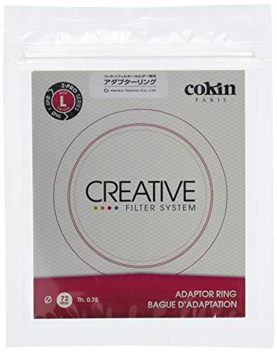 Cokin Z472 Sistema Creativo Z-Pro Anello Adattatore, Diametro 72 mm, Nero