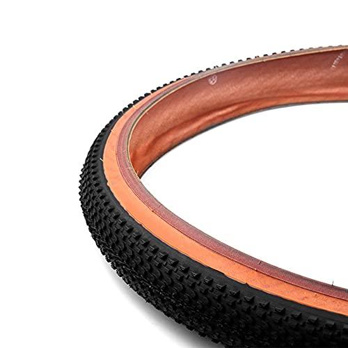FYYTRL Neumático de Bicicleta de montaña, neumático General de Repuesto, Negro, Apto para Bicicletas de montaña y Carretera,29 * 2.1