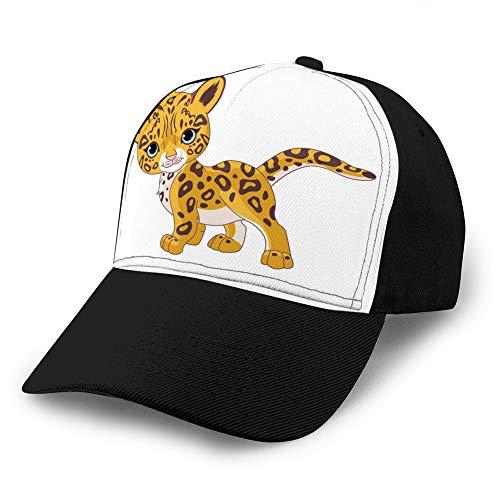 hyg03j4 Sombrero Ajustable de Mezclilla de algodón Neutro...