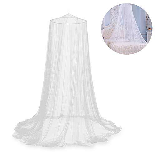 Hankyky Universal Mosquito Bett Netz Moskito Moskito Mesh Netz einfache Installation h/ängen Bett Canopy Netting f/ür Einzel-bis-King-Gr/ö/ße Betten H/ängematten