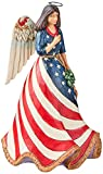 Star-Spangled Beauty Angel Figurine
