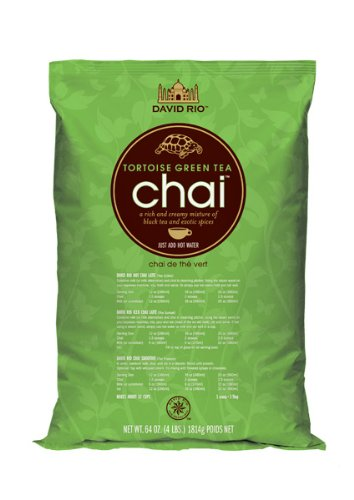 Tortoise Green Chai Tea