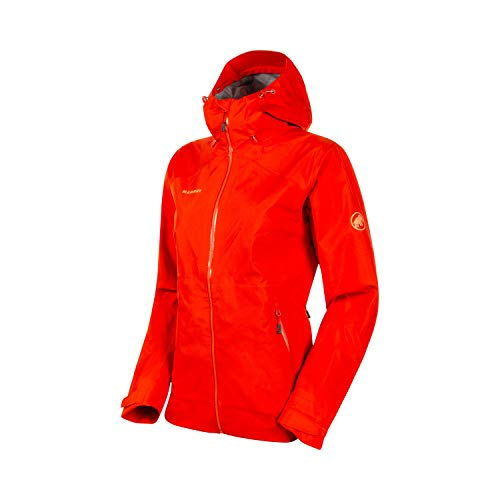 Mammut Damen Hardshell-jacke Convey Tour Hooded, rot, XS