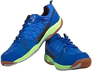 Maspro Unisex Badminton Non-Marking Shoes - 0012 (Blue)