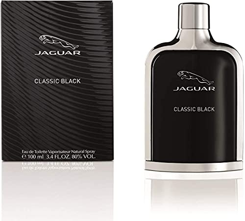 Jaguar Black - Agua de toilette, 100 ml