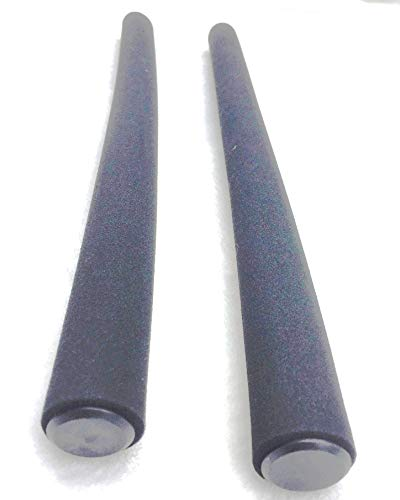 CarbonEnmy Fahrradgriffe Lenkerbezüge Moosgummi Paar für Ergo Multilenker 500 mm