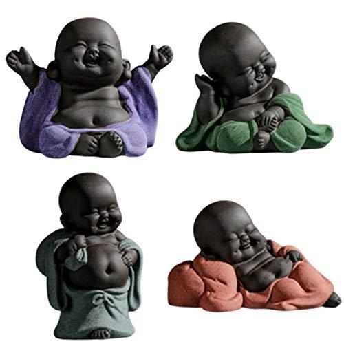 metagio Buddha-Statue, Keramik, klein,...