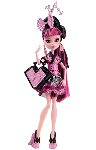 Monster High - Monstruitas de Intercambio, Draculaura (Mattel CDC35)