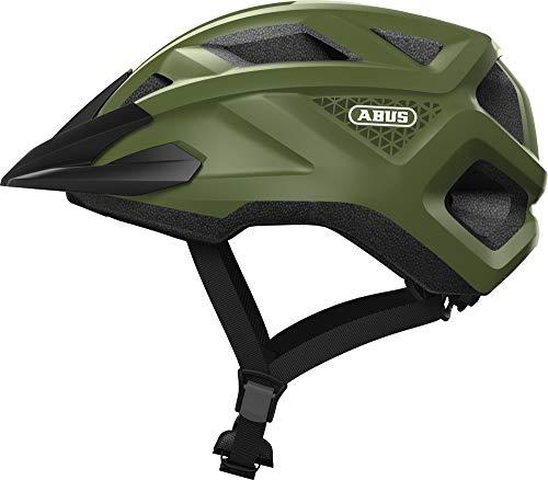 ABUS MountZ Helm Kinder Jade Green Kopfumfang S | 48-54cm 2021 Fahrradhelm