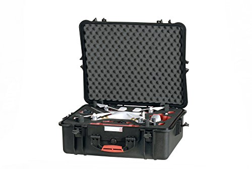 Maleta de almacenamiento y transporte para DJI Phantom 3 Pro y Advance sin ruedas