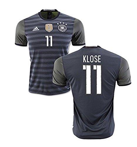 adidas Trikot DFB 2016-2018 Home/Away (Away - Klose 11, XXL - 62)
