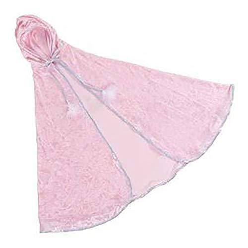 Prinzessinnen-Cape rosa