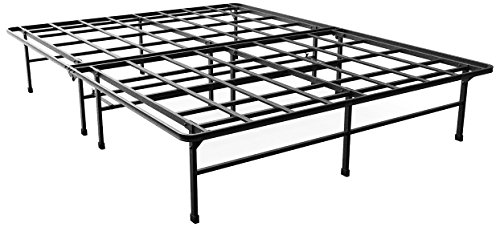 Big Save! Sleep Master SmartBase Elite Mattress Foundation/Platform Bed Frame/Box Spring Replacement...