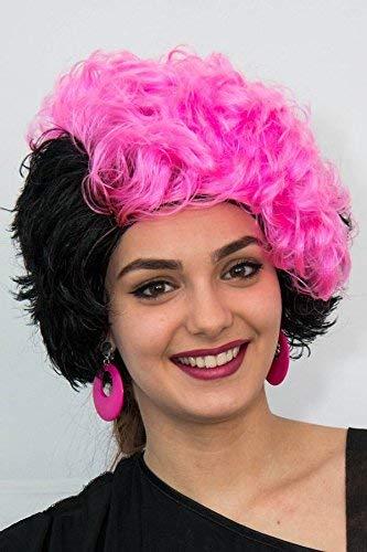 Funky 80s Wig Women's Wig Fancy Dress Wig