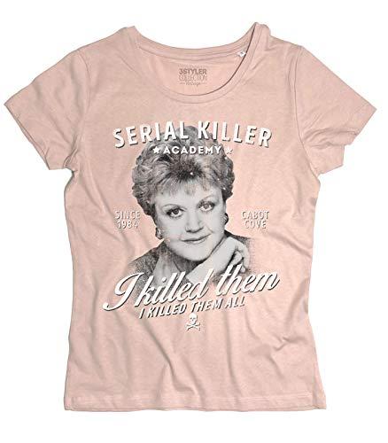 Women's t-Shirt Jessica Fletcher Inspired by Murder, She Wrote