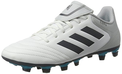 adidas Copa 17.4 FxG, Zapatillas de Fútbol Hombre, Ftwbla Onix Gricla, 44 EU