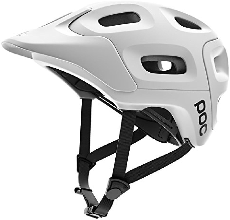 Poc Trabec White Helmet 2017