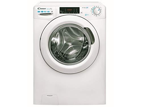 Candy CSOW4855T-S Waschtrockner Weiß Waschmaschine und Trockner Waschautomat