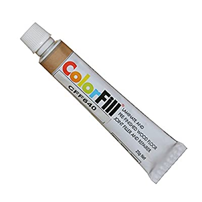 Cal-Flor Color-Matched Repair Putty
