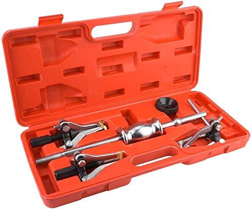 Extractor de cojinetes de Engranajes Kit de Herramientas de extracción de Martillo Deslizante 5 uds Kit de Herramientas de extracción de Extractor de cojinetes de Engranajes externos internos de Acer
