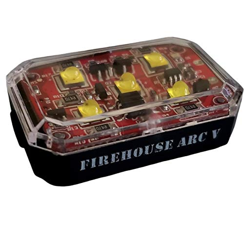 Firehouse Technology ARC 'V' Drone Strobe Anti-Collision Light, 1000 Lumens, White