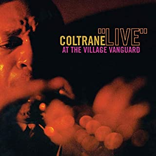 Live Coltrane, John At