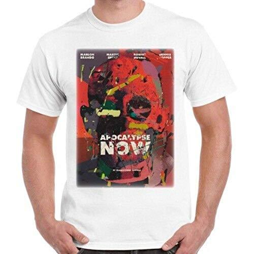 JONES DIY Apocalypse Now 70s Movie Cool Film Poster Retro T Shirt,Men (Unisex),M