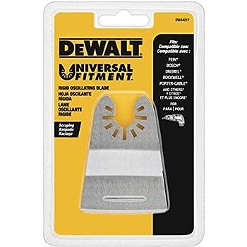 DEWALT Oscillating Tool Blade Rigid Scraper  DWA4217