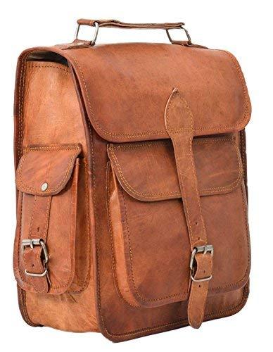 """3. Gusti Leder nature """"Eleanor""""- Una mochila para los ejecutivos a la moda"""