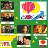 10 Qu'on Aime '92 (Pochette Verte)