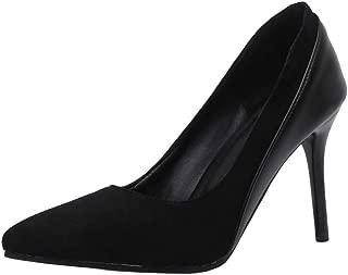 Melady Women Basic Pumps Stiletto High Heels