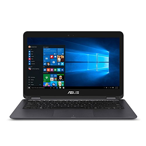 ASUS UX360CA-AH51T 13.3-Inch Touchscreen Convertible Laptop (FHD | Core i5-7Y54 | 8G | 512G) (Renewed)
