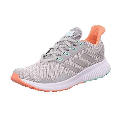 adidas Duramo 9, Zapatillas de Trail Running para Mujer, Multicolor (Gridos/Gridos/Cortiz 000), 38 EU