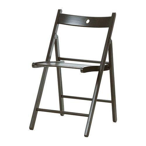 IKEA TERJE–Folding chair black