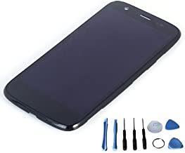LCD display Touch Screen Digitizer Assembly for Motorola Moto G XT1032 XT1036 with Frame Tools
