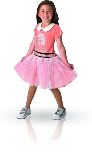 Disfraz de Violetta para nios, infantil talla 5-7 aos (Rubie's 610368-M)