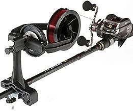 Fishcm Fishing Line Winder Spooler Machine Spinning Reel Spool Spooling Adjustable for Varying Spool Sizes Station System