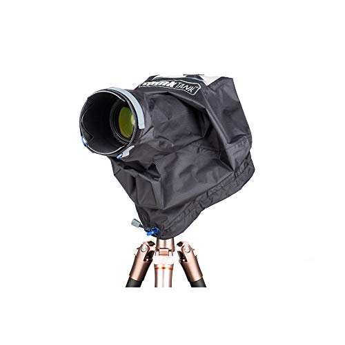 Think Tank 6180 Photo Emergency Rain Shield for DSLR and Mirrorless with up to Lens, Small, 24 x 70 mm