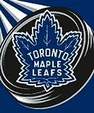 Toronto Maple Leafs 50x60 inches Royal Plush Raschel Throw Blanket