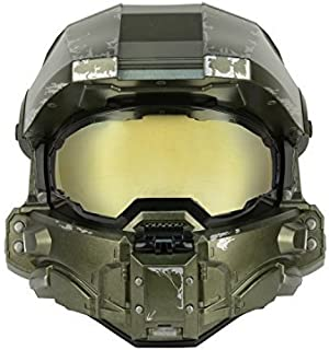 NECA Master Chief Motorcycle Helmet - Small