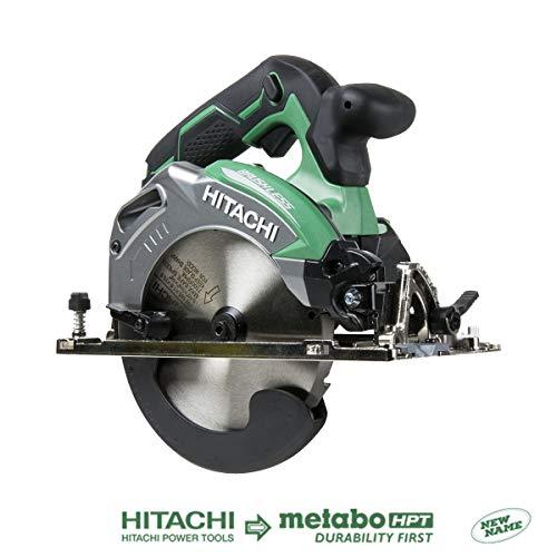 Hitachi C18DBALP4 18V Cordless Brushless Lithium Ion 6-1/2' Deep Cut Circular Saw (Tool Only, No Battery)
