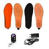 Lembeauty Beheizbare Einlegesohlen Thermosohlen Schuhheizung Set Wärmesohlen – Filzsohlen für Männer und Frauen, Jung und Alt - 5